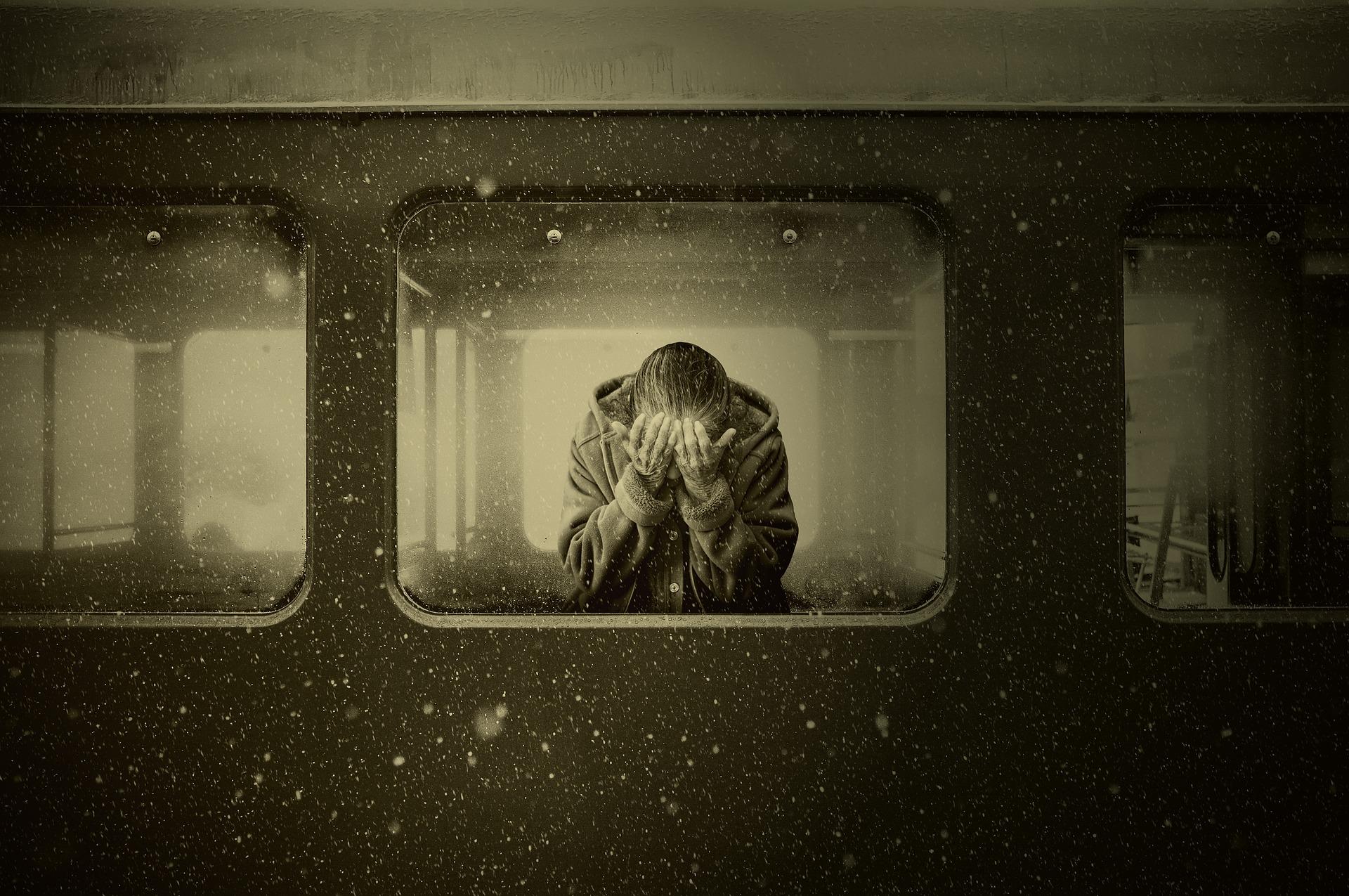【パニック障害】電車の克服方法【認知行動療法】